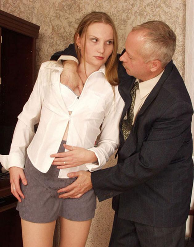 Wife Fucks Husband Boss