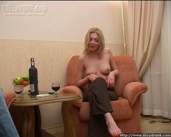 Amateur Drunk Wife Threesome
